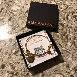 Beautiful Alex & Ani Tiger Bracelet 🐯